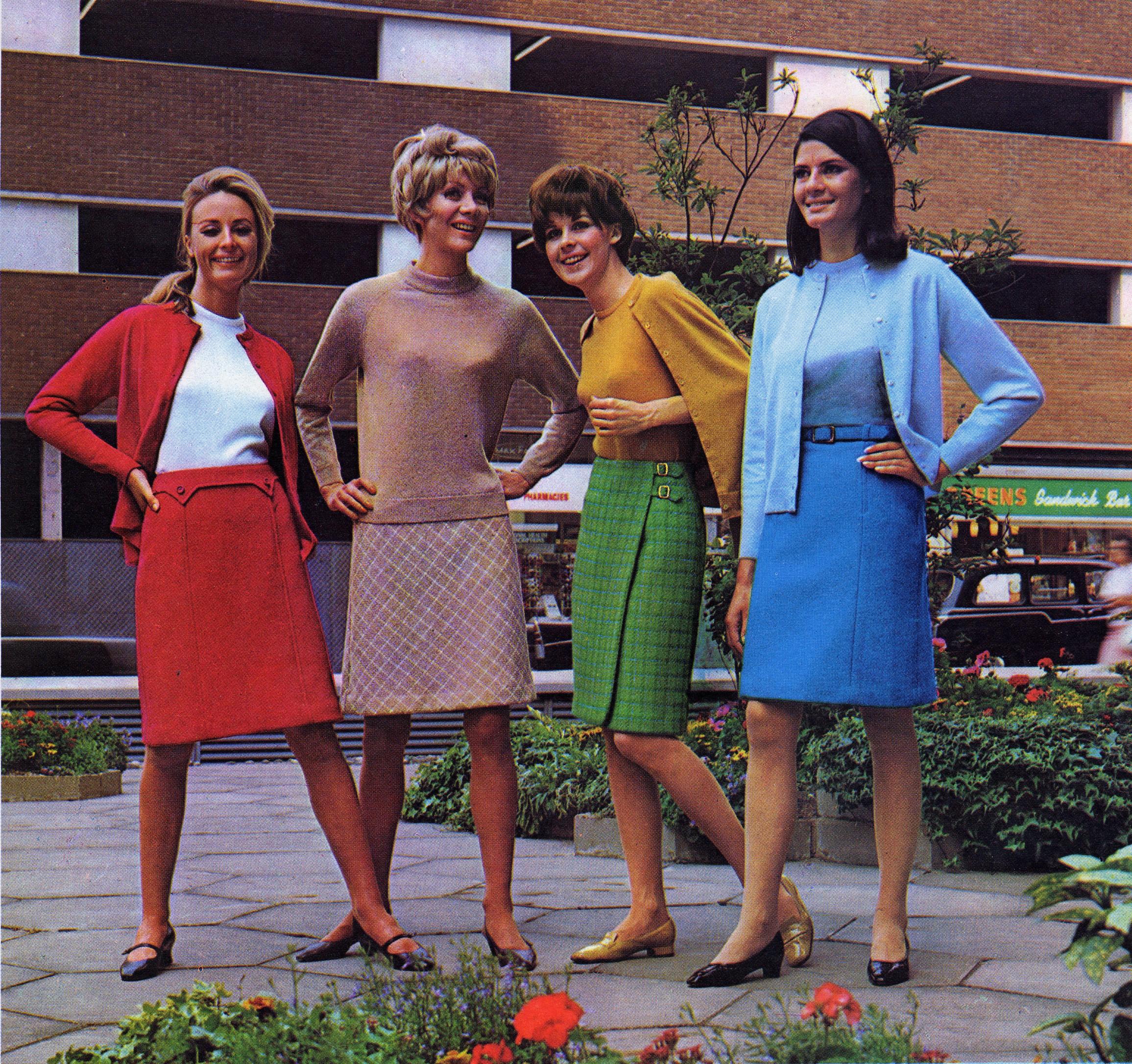 Warm Colourful Autumn 1967