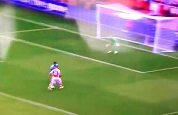 Jack Wilshere's Arsenal goal v Manchester City is sexiest team strike of the season