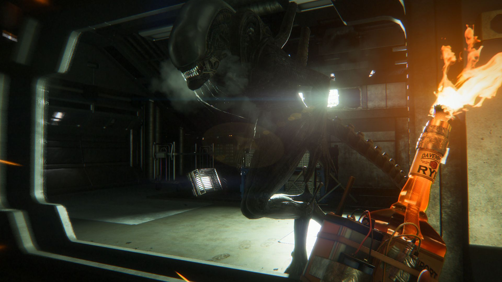 Alien Isolation (PS4) - on your console everyone hears you scream