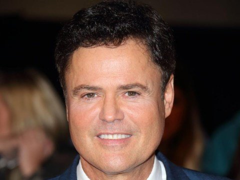 Donny Osmond has done Strictly Come Dancing and now he wants X Factor judging role