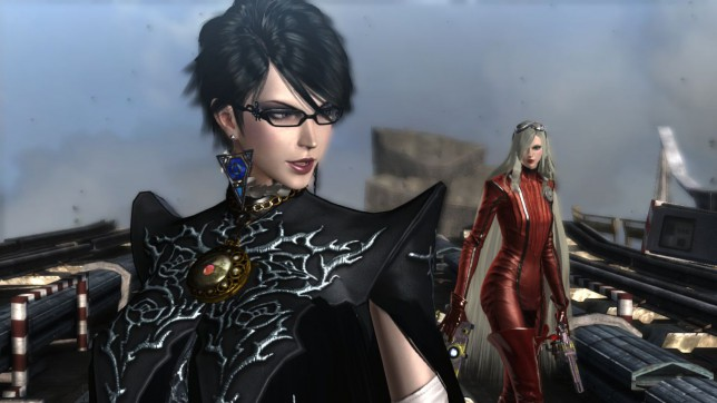 Bayonetta 2 (Wii U) - the witches are back
