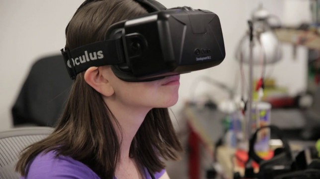 Oculus Rift - the world will never be the same again