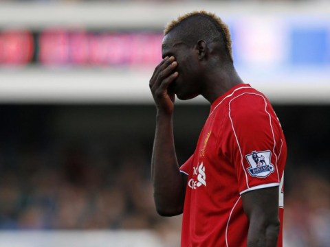 Mario Balotelli stats prove just how bad he's been for Liverpool