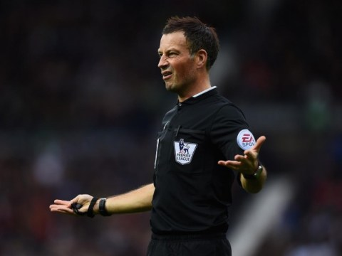 Why little Crystal Palace need more help from referees like Mark Clattenburg
