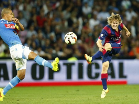Alen Halilovic should bide his time at Barcelona so he can be the next 'Lionel Messi' at club