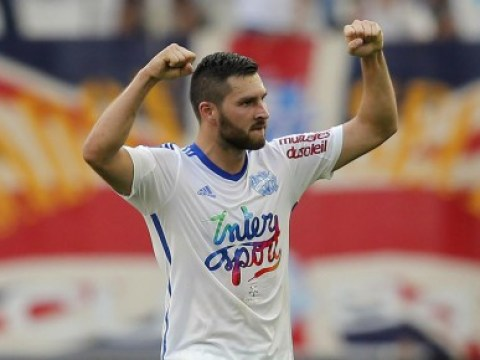 Arsenal dealt striker blow with transfer target Andre-Pierre Gignac close to agreeing Marseille extension