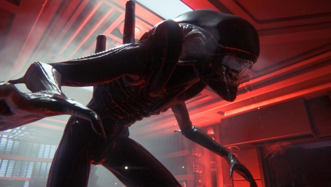 Image result for Alien: Isolation • Nintendo Switch