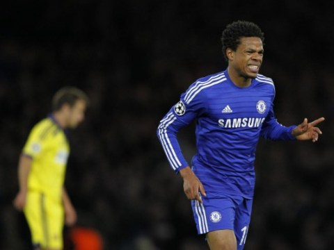 Loic Remy could be out of Chelsea's trip to Manchester United after injuring himself while scoring against Maribor