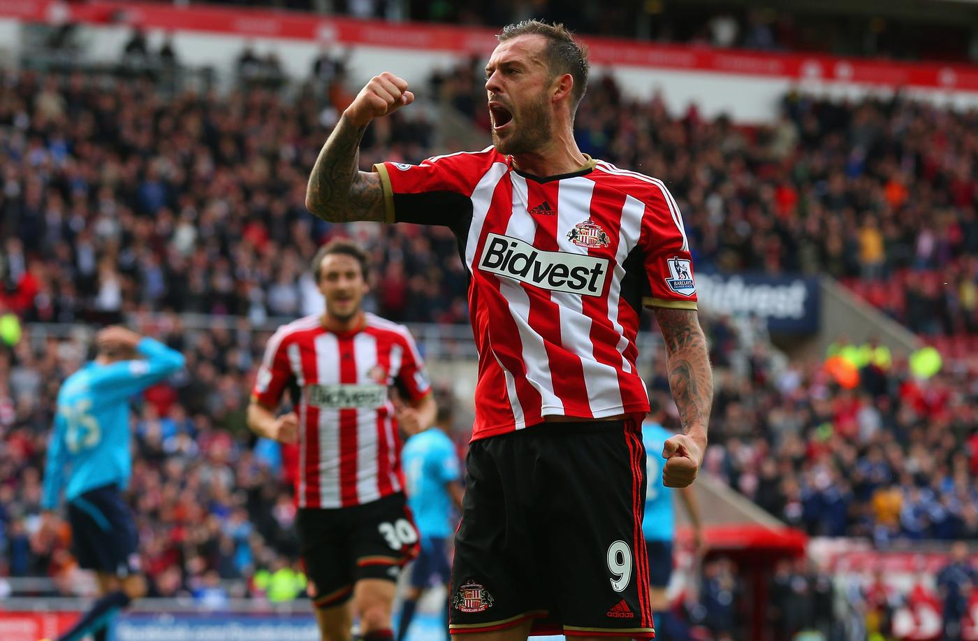 Patience rewarded as Sunderland earn first win of the campaign against Stoke City