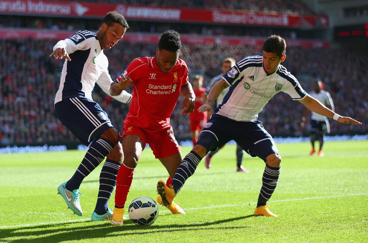 Paris Saint-Germain will triple Raheem Sterling's wages to convince him to leave Liverpool