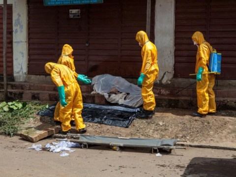 UK deploys 750 troops to Sierra Leone for Ebola battle