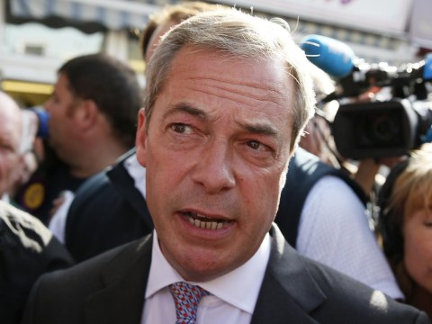 Ukip leader Nigel Farage defends plan to ban migrants with HIV from Britain