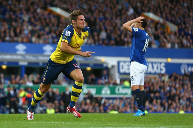 Time to change! Why Arsenal must play with two strikers