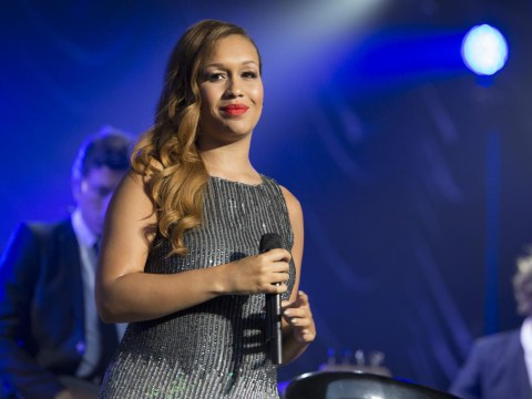 Rebecca Ferguson is willing to sing at Donald Trump's inauguration – but on one condition