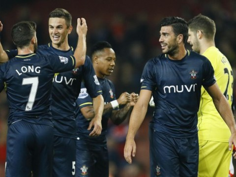 How should Southampton line up against Stoke City in the Capital One Cup tonight?