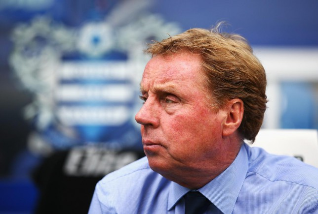 Time for Harry Redknapp and QPR to do some talking on the pitch against Aston Villa