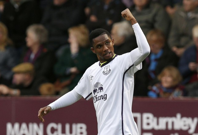 Samuel Eto'o already set for Everton contract extension after flying start to Toffees career