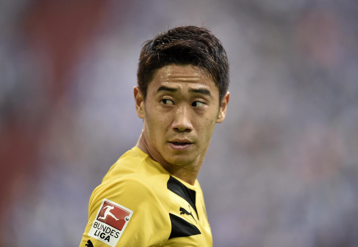 Manchester United reject Shinji Kagawa shines in Champions League with beautiful assist for Borussia Dortmund