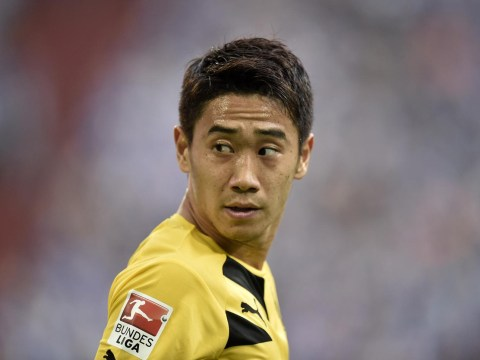 Manchester United reject Shinji Kagawa shines in Champions League with beautiful assist for Borussia Dortmund