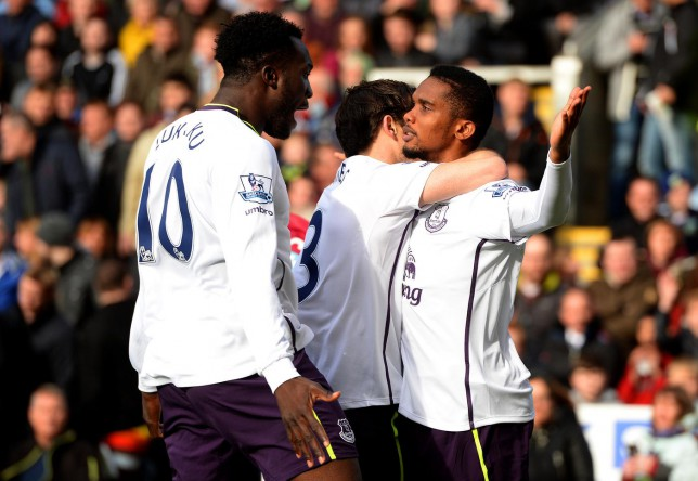 Why Samuel Eto'o can help Romelu Lukaku prove his Everton doubters wrong