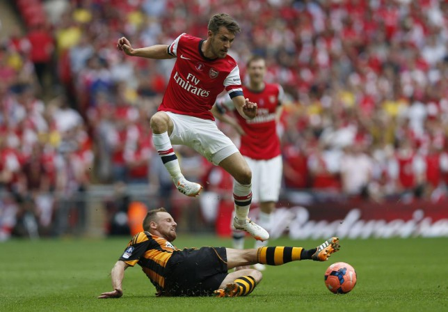 Arsenal must put aside injury woes to kick-start a good run of games against Hull City