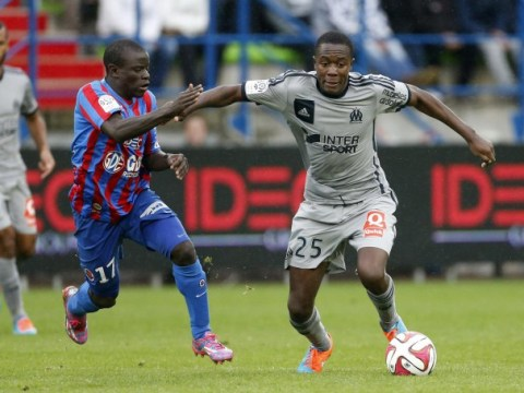Chelsea target Marseille's Giannelli Imbula as Sami Khedira alternative
