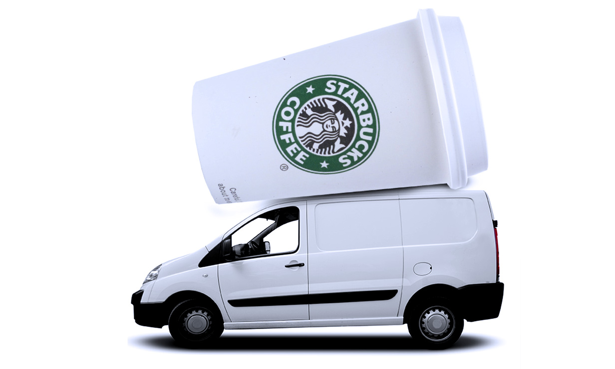 Starbucks to launch a delivery service next year, so lattes all round then
