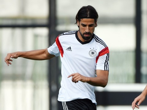 Chelsea make transfer offer to sign Real Madrid's Sami Khedira ahead of Arsenal