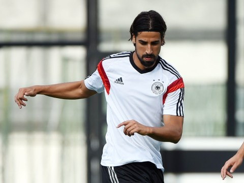 Arsenal 'agree' to pay Sami Khedira £100,000-a-week to complete January transfer from Real Madrid