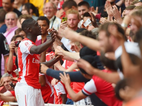 Yaya Sanogo reveals he was playing football in the streets before Arsenal transfer