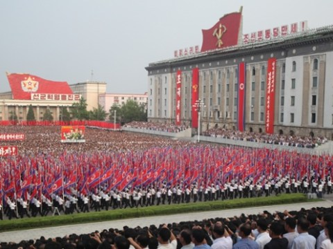 North Korea bans tourism amid Ebola fears