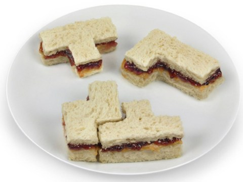 This Tetris sandwich cutter is about to make every lunchtime so much tastier
