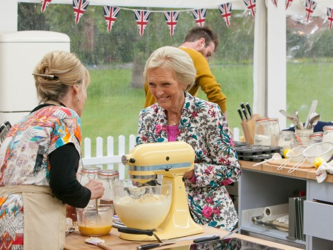 Let's all have a good laugh at this Great British Bake Off 'smut' in time for the 2014 final