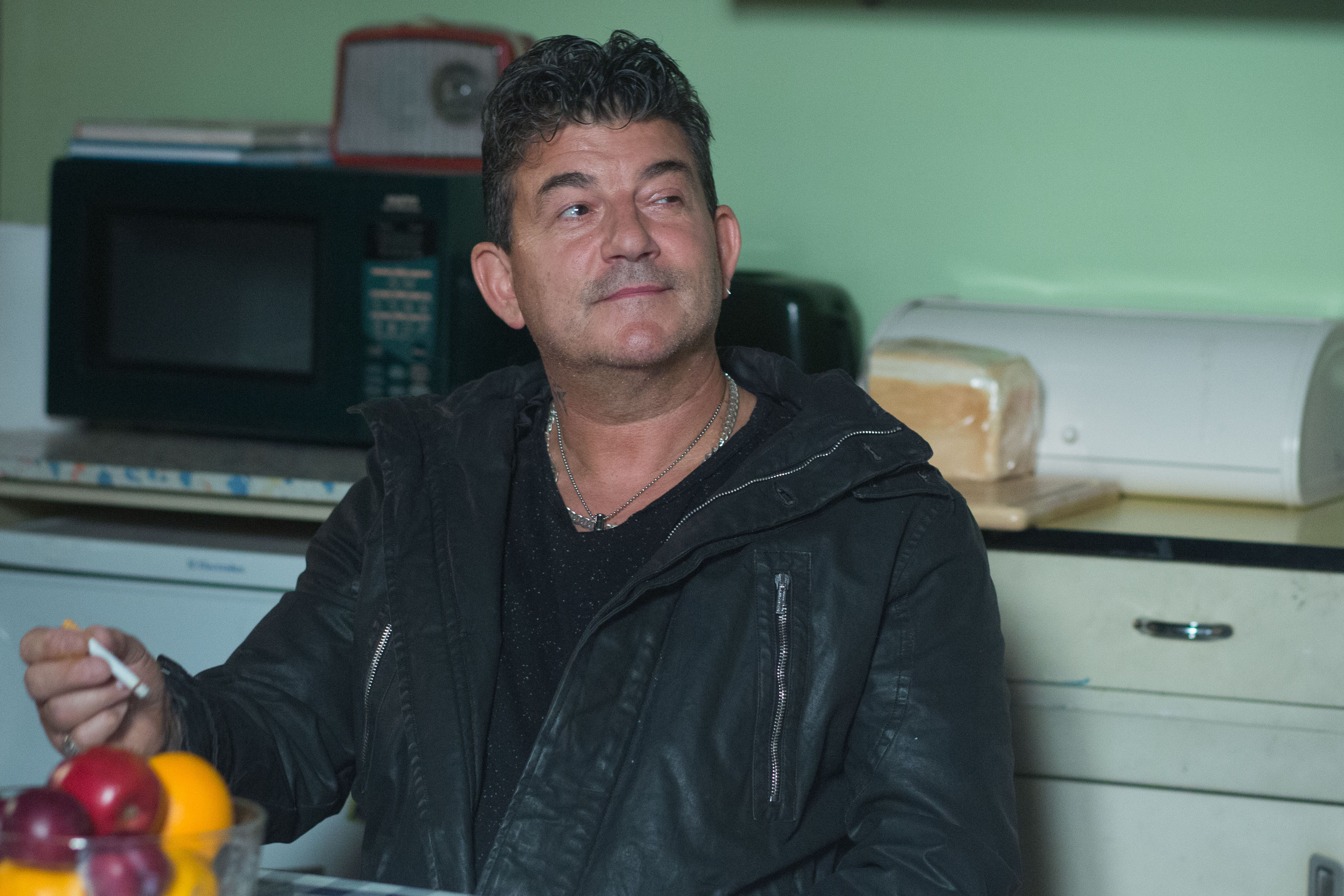 EastEnders: Bookies have got Nick Cotton as the favourite to be killed off on New Year's Day