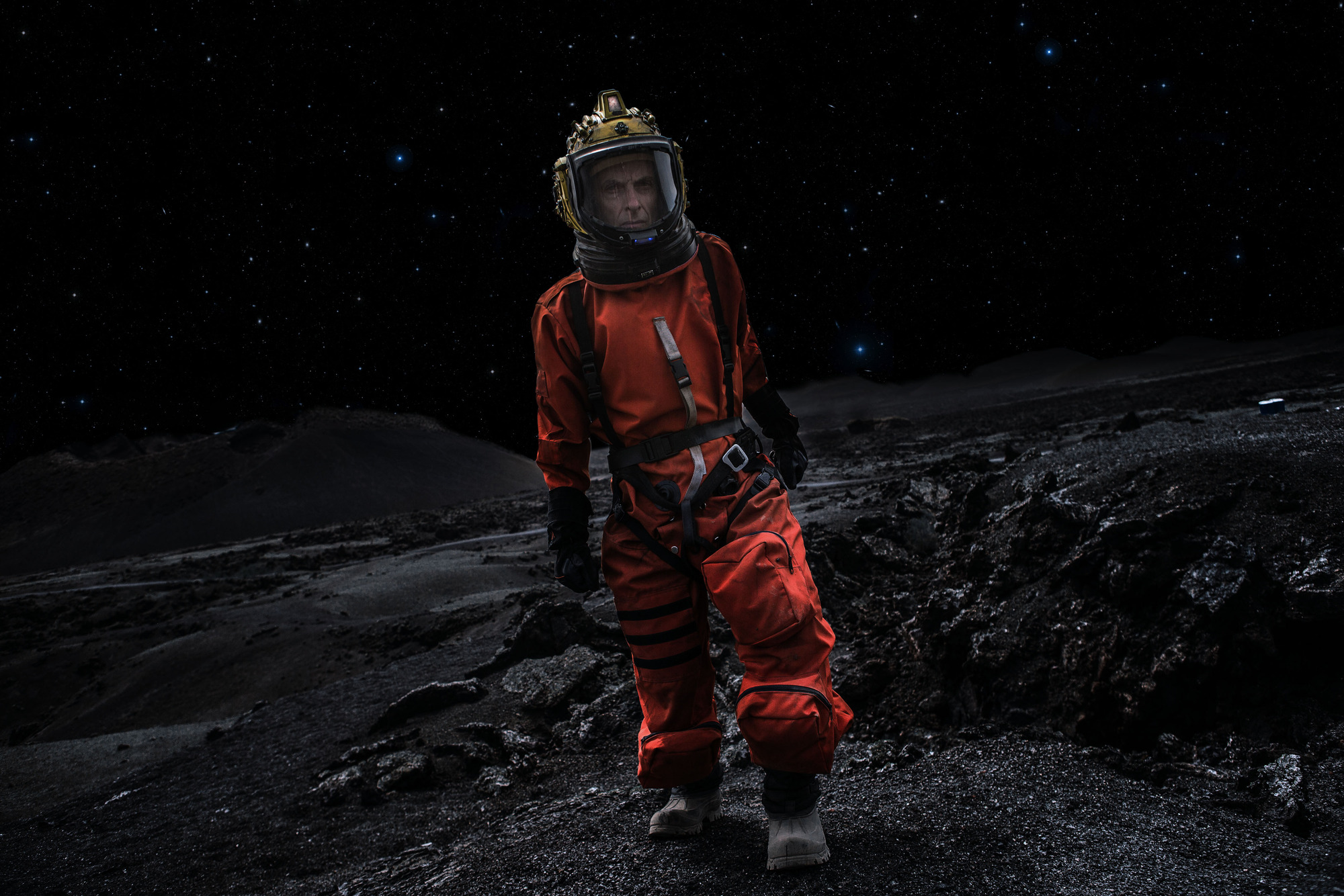 Doctor Who: Kill the Moon – where have we seen that spacesuit before?