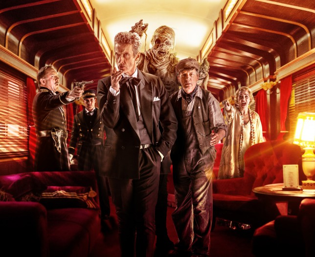 Doctor Who season 8, episode 8: Spoiler-free preview for Mummy on the Orient Express