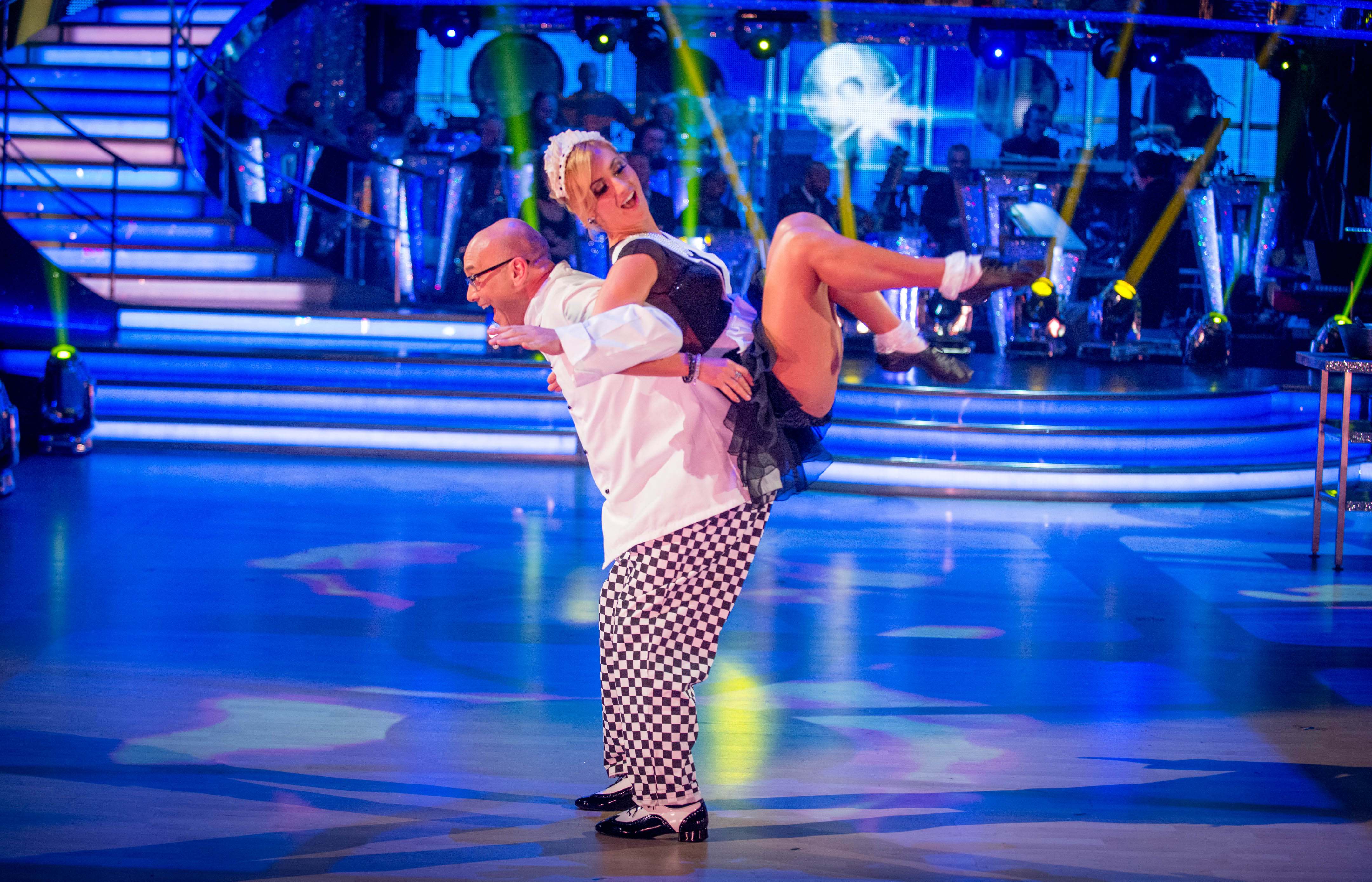 Gregg Wallace admits he 'hated' his Strictly Come Dancing experience