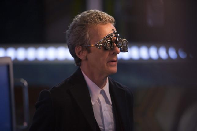 Doctor Who season 8: Flatline