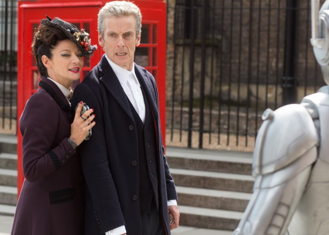 Doctor Who series 8: There are lots of Cybermen plus more Missy in pics for next episode, Dark Water