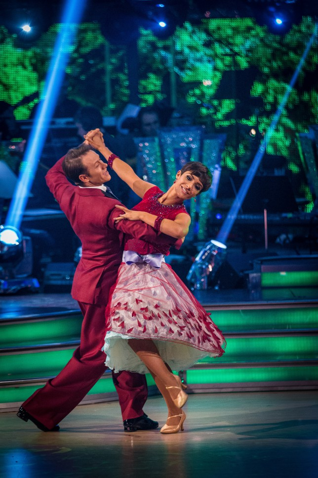 Strictly Come Dancing 2014: Frankie Bridge is the new favourite to win as Caroline Flack's dance past emerges