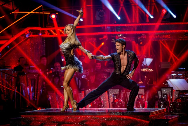 Strictly Come Dancing 2014: Did Darcey hint at sparks flying between Thom and Iveta?