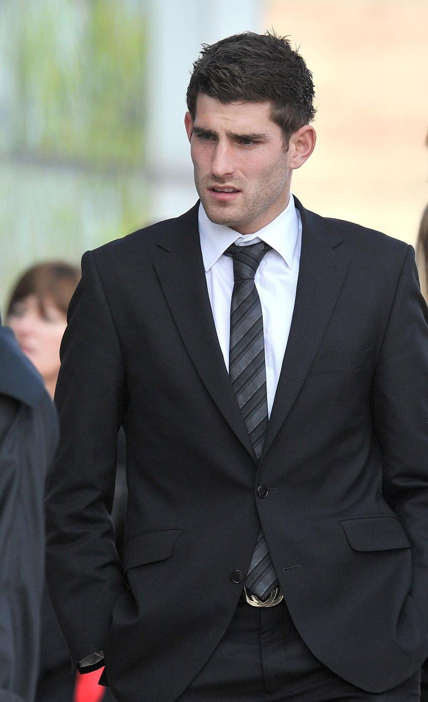 Rapist footballer Ched Evans released from prison amid Judy Finnigan furore