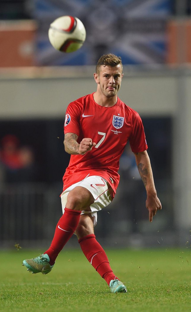 How Arsenal's Jack Wilshere has become England's best player