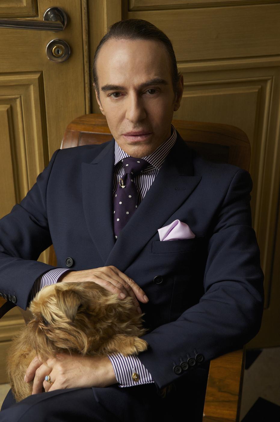 John Galliano looks to restart his fashion career three years after anti-Semitic rant, with head role at Mason Martin Margiela