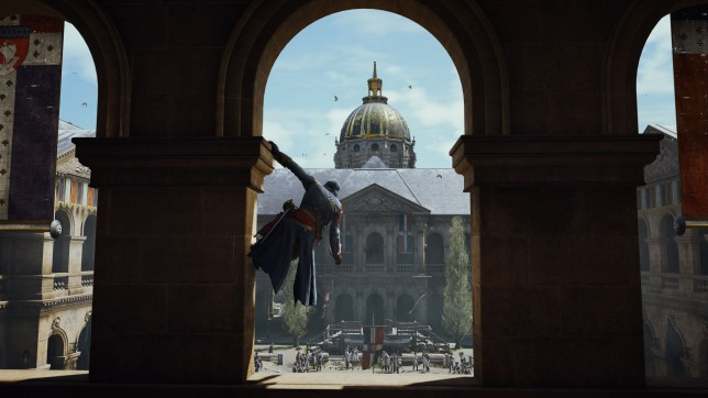 Assassin's Creed Unity - one broken game amongst many