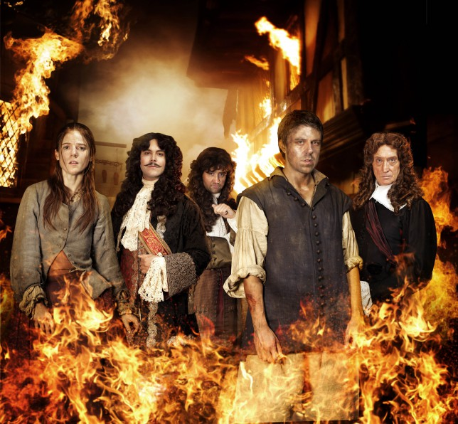 ITV1: The Great Fire