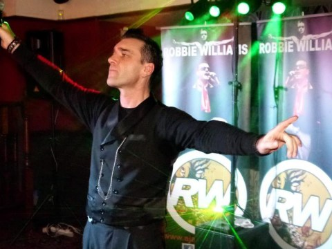 Robbie Williams tribute act found guilty of benefit fraud