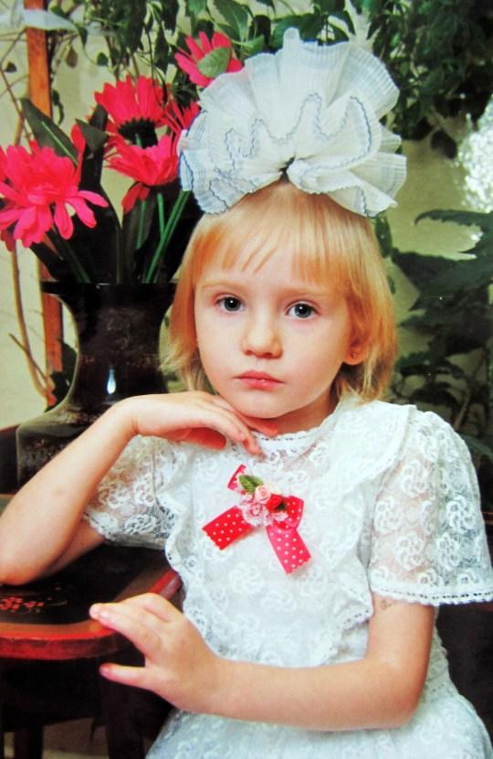 MUMMY MAN_victim Olga Chardymova aged 5_must credit EAST2WEST NEWS.jpg