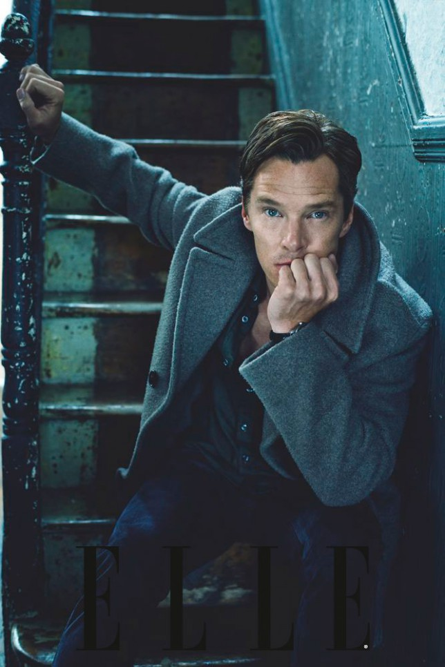'He's asexual for a purpose': Sherlock won't be having sex anytime soon, says Benedict Cumberbatch