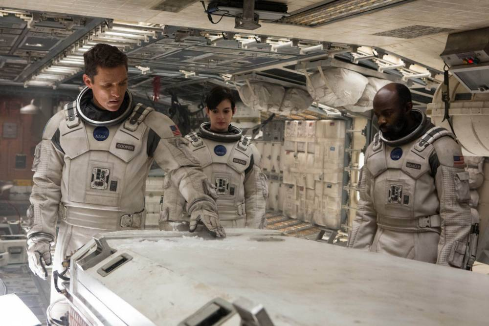 Interstellar: 10 top movie astronauts